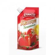 КУХМАСТЕР кетчуп Томатный 260гр 1/20 д/п