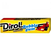 Дирол Bubble gum Фрукты и Мята (желтый) 1/30 (24бл)