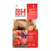 Хлебцы Baker House с томатом, орегано олив.маслом и морской солью 250гр 1/7