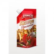 КУХМАСТЕР кетчуп Шашлычный 260гр 1/20 д/п
