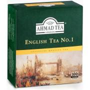 Ахмад чай англ №1 (желт) 100 пак 1/12