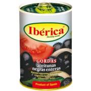 Маслины Иберика с косточкой 420гр-24 (шт.)
