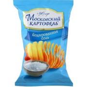 Московская картошка 130 гр. соль 1/16