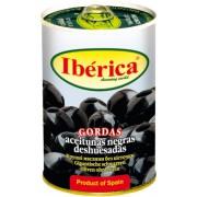Маслины Иберика без кости 420гр-24 (шт.)