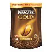Нескафе Голд 150 гр  пакет 1/12