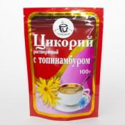 Цикорий раств 100 гр порош ЗИП красный Русский 1/12