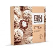Пирожное  Baker House Птифур с кокосовым кремом 225гр 1/10