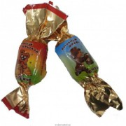 Жако Шоколадные конфеты Бочки 700гр