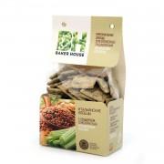 Хлебцы Baker House с сельдереем семенами льна и олив. маслом 250гр 1/7