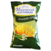 Московская картошка 70 гр. зеленый лук 1/24
