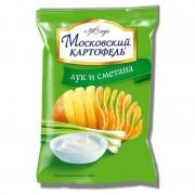 Московская картошка 30 гр.ВНИМАНИЕ сметана лук, 1/35