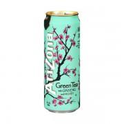 Аризона Зеленый чай с женьшенем 0,34мл 1/30 (Green Tea with Ginseng and honey)
