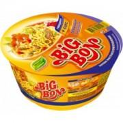 Биг-Бон Лапша 85гр говядина+соус томатный  1/24
