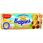 Бисквитник Барни банан-йогурт 150 гр 1/20