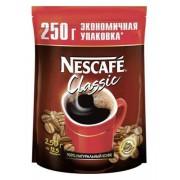 Нескафе Классик 250 гр пакет 1/12