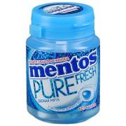 Ментос жевательная резинка 100гр 1/4 (банка)
