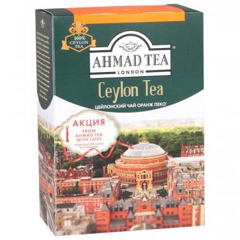 Ахмад чай цейлон (оранж) 200 гр 1/24