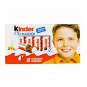 Киндер-шоколад Т-8 100 гр. 1/10 (4бл)