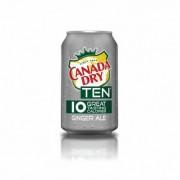 Канада 0,3  Canada Dry Ten  1/12