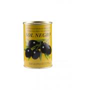 Маслины Солнегро без кости 480гр-24 (шт.)