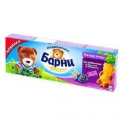 Бисквитник Барни лесная ягода 150 гр 1/20